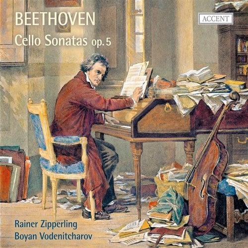 Beethoven: Cello Sonatas, Op. 5 de Rainer Zipperling