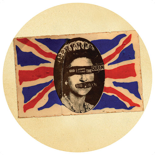 God Save The Queen / Did You No Wrong de Sex Pistols