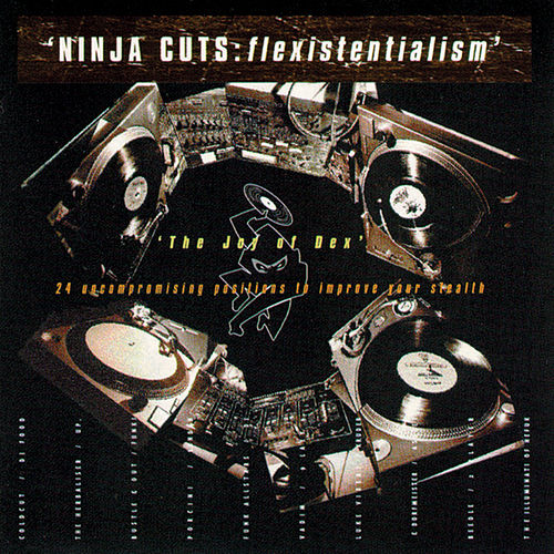 Ninja Cuts 2: Flexistentialism von Various Artists