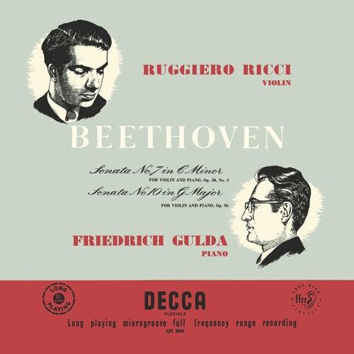 Beethoven: Violin Sonata No. 7; Violin Sonata No. 10 (Ruggiero Ricci: Complete Decca Recordings, Vol. 15) von Ruggiero Ricci
