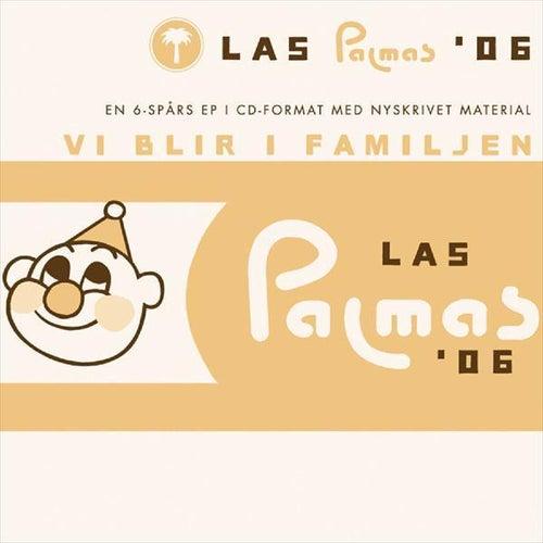 Vi blir i familjen de Las Palmas