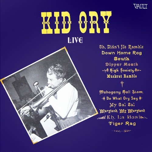 Live by Kid Ory