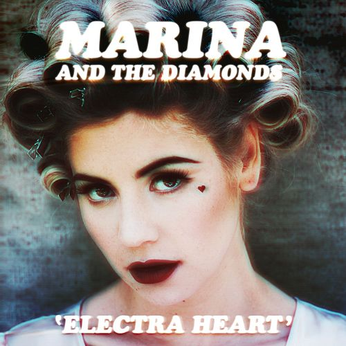 Electra Heart by MARINA