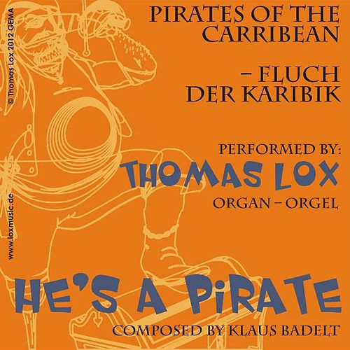 He's a Pirate - Spanish Trumpets Version by Thomas Lox