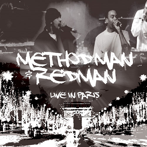 Live in Paris von Method Man and Redman