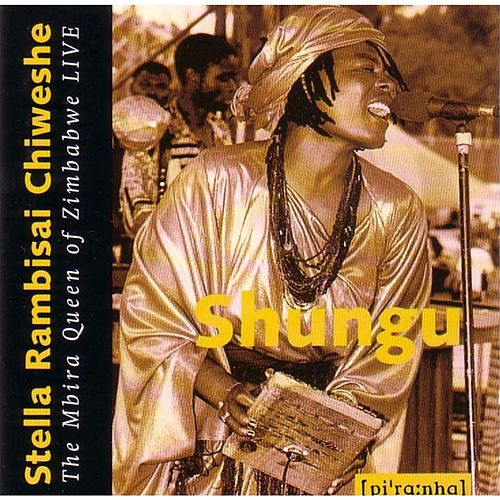 Shungu by Stella Chiweshe