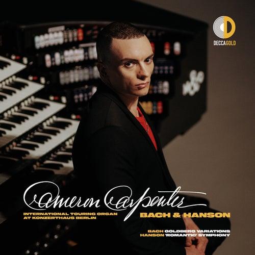 Bach & Hanson von Cameron Carpenter