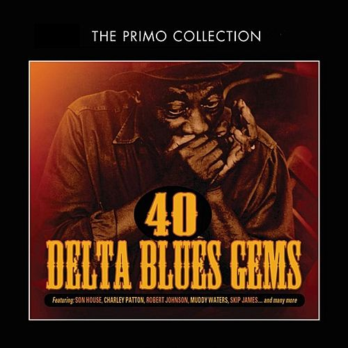 40 Delta Blues Gems by Various Artists