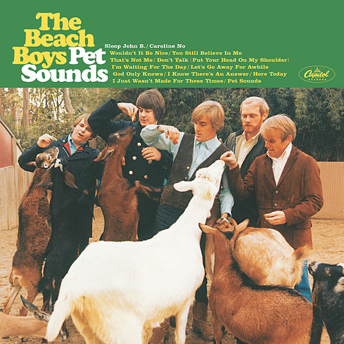 Pet Sounds (Mono) van The Beach Boys