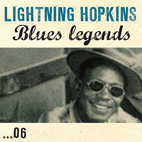 Blues Legends, Vol. 6 by Lightnin' Hopkins