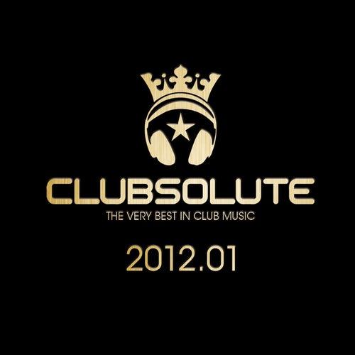 Clubsolute: 2012.01 von Various Artists