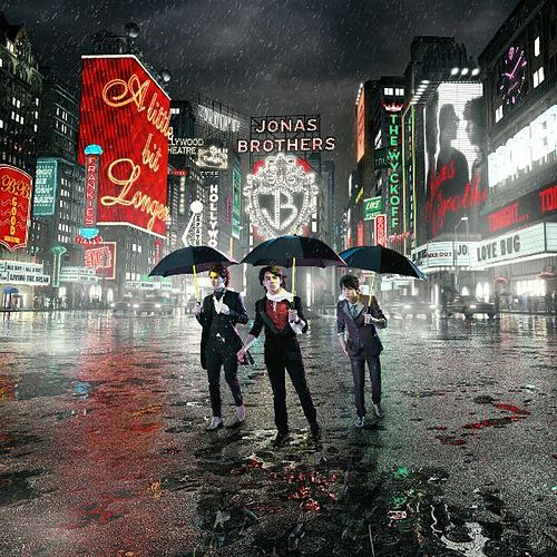 A Little Bit Longer by Jonas Brothers