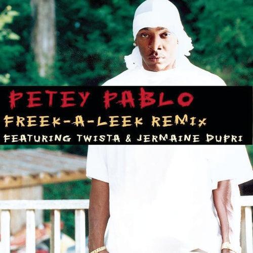 Freek-a-leek Remix von Petey Pablo