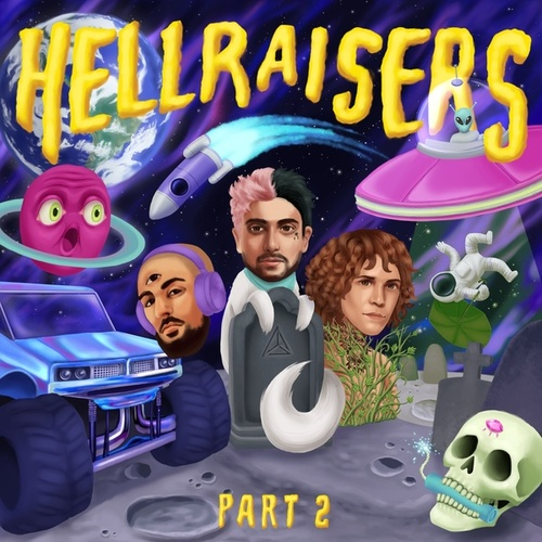 HELLRAISERS, Part 2 by Cheat Codes