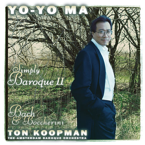 Simply Baroque II (Remastered) by Yo-Yo Ma