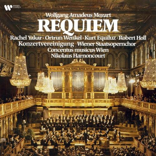 Mozart: Requiem, K. 626 de Nikolaus Harnoncourt