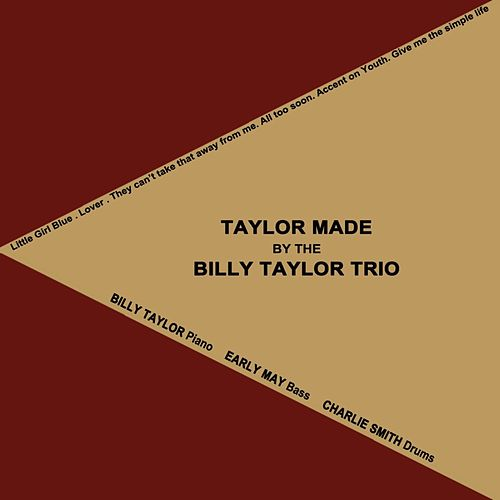 Taylor Made de Billy Taylor