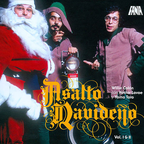 Asalto Navideño: Vol. 1 & 2 de Willie Colon