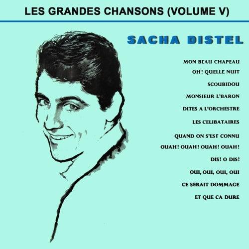 Les Grandes Chansons (Volume V) von Sacha Distel