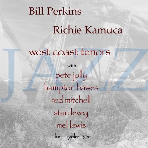 West Coast Tenors by Bill Perkins