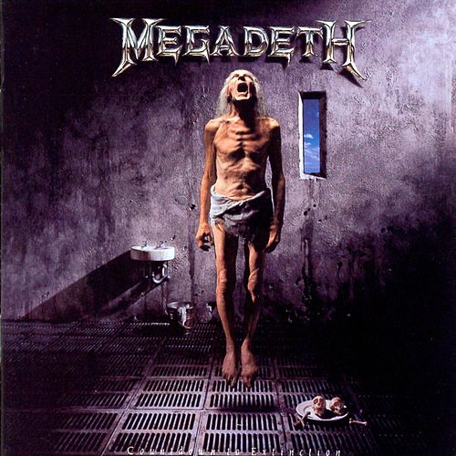Countdown To Extinction de Megadeth