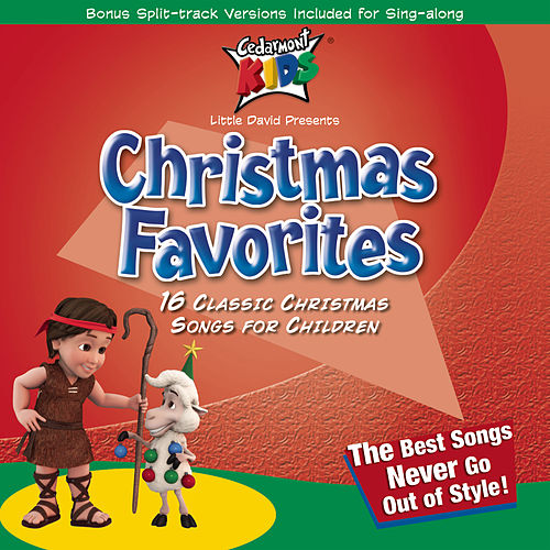 Christmas Favorites de Cedarmont Kids