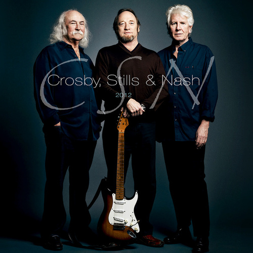 CSN 2012 de Crosby, Stills and Nash
