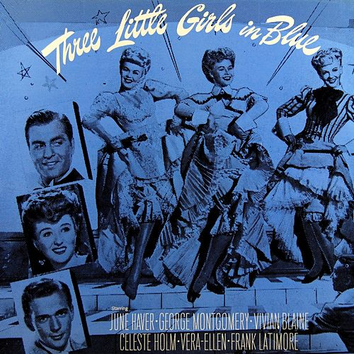 Three Little Girls In Blue by Various Artists