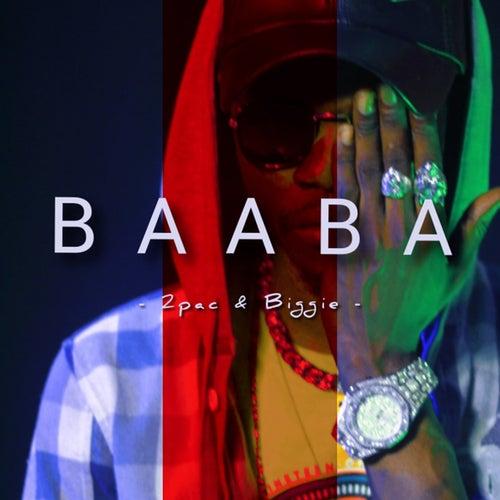 2pac & Biggie by Baaba