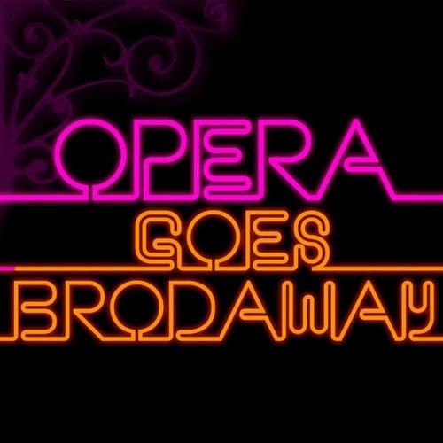 Opera Goes Broadway de Various Artists