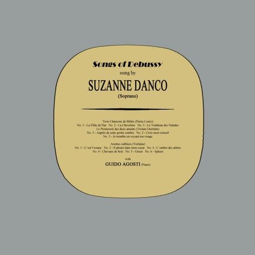 Songs Of Debussy von Suzanne Danco