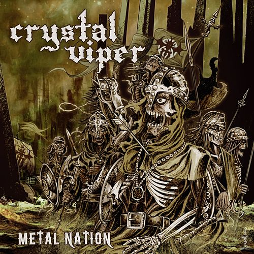 Metal Nation (Deluxe Edition) by Crystal Viper