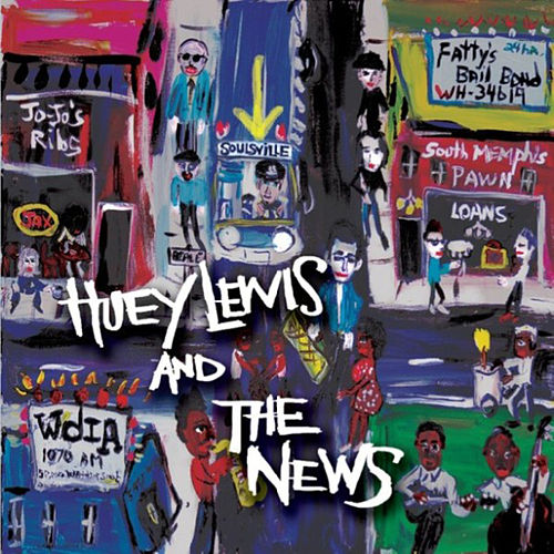 Soulsville de Huey Lewis and the News