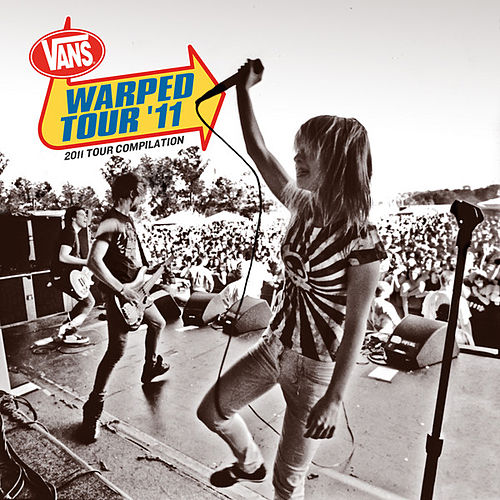 2011 Warped Tour Compilation by Various Artists