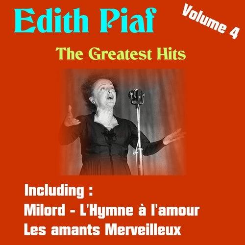 The Greatest Hits, Volume 4 de Edith Piaf