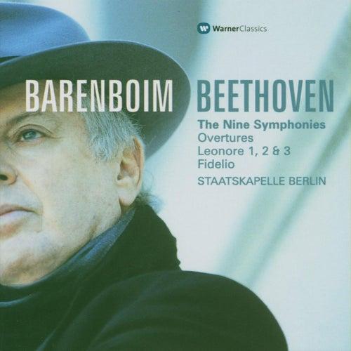 Beethoven : Symphonies Nos 1 - 9 & Overtures de Various Artists