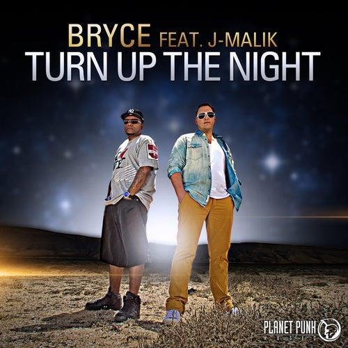 Turn Up the Night von Bryce