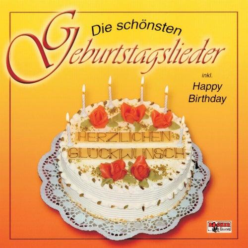 Die schönsten Geburtstagslieder by Various Artists