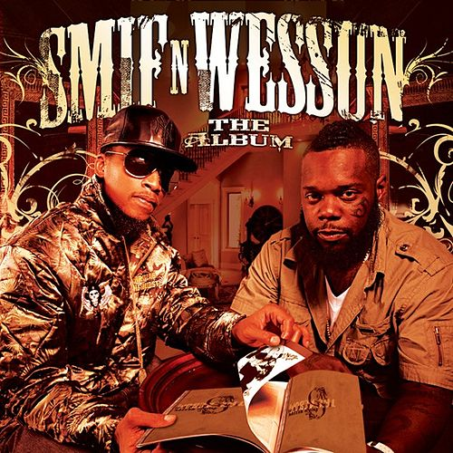 The Album von Smif-N-Wessun