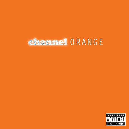 channel ORANGE de Frank Ocean