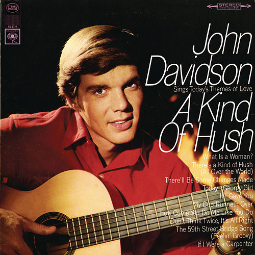 A Kind Of A Hush by John Davidson