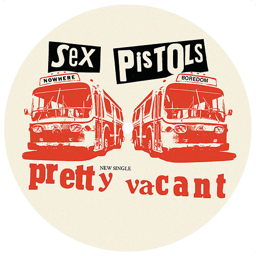 Pretty Vacant / No Fun de Sex Pistols