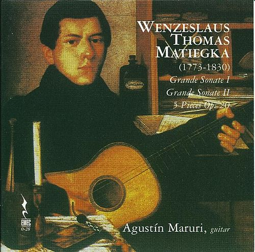 Matiegka: Grande Sonate I - Grande Sonate II - 5 Pieces, Op. 20 by Agustin Maruri