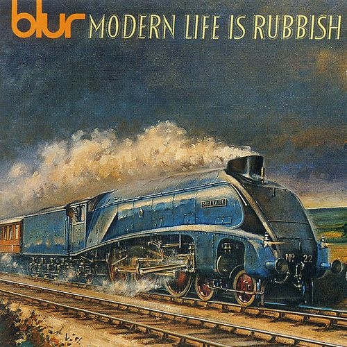 Modern Life Is Rubbish de Blur