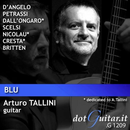 Blu by arturo tallini