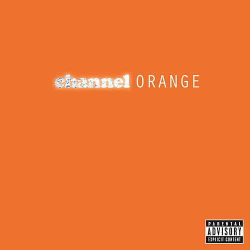 channel ORANGE by Frank Ocean