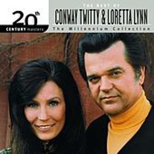 20th Century Masters: The Millennium Collection: Best Of Conway Twitty & Loretta Lynn de Loretta Lynn
