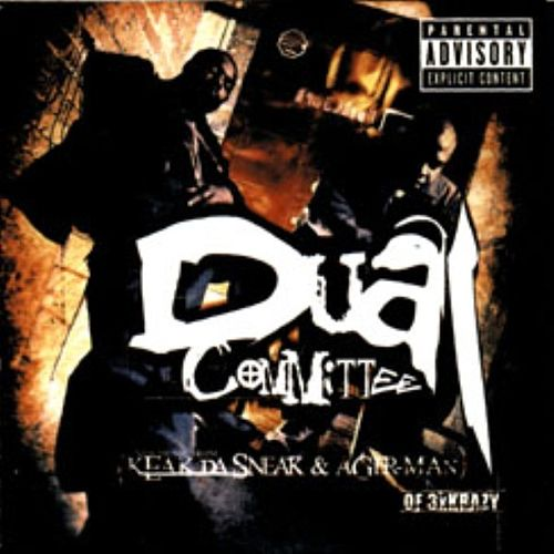 Dual Committee von Keak Da Sneak