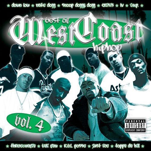 Best Of Westcoast Hip Hop Vol. 4 von Various Artists