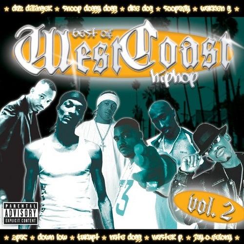 Best Of Westcoast Hip Hop Vol. 2 von Various Artists